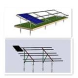 螺旋地桩支架系统